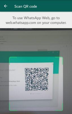وصل کردن واتساپ گوشی به کامپیوتر